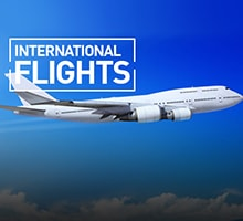 International Flight Coupons