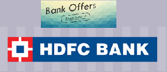 HDFC Bank Offers & Coupons
