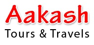 Aakash Tours And Travels coupons